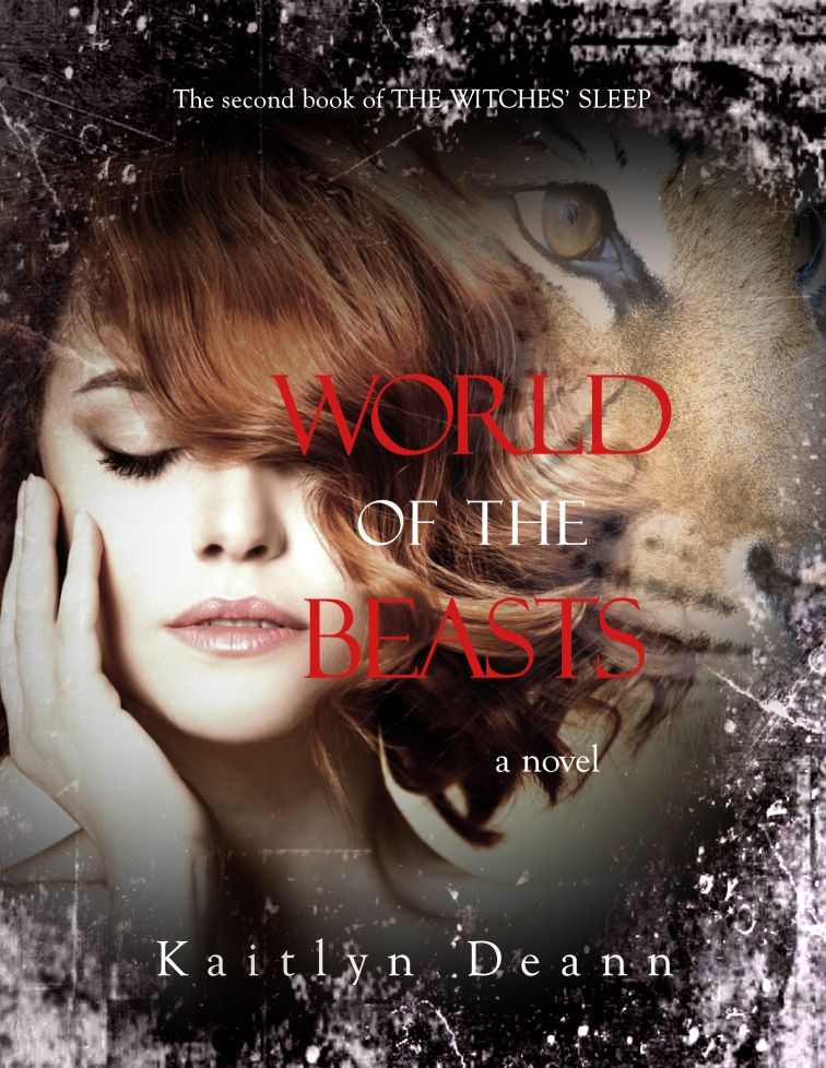 Cover Reveal: World of the Beasts